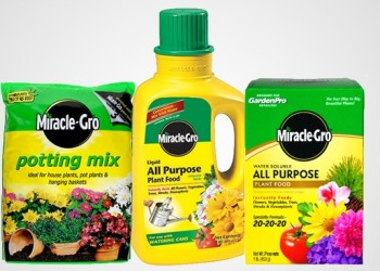 miracle gro fertilizer